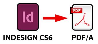 InDesign a PDF imprenta valencia online