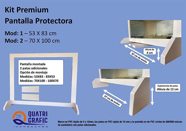 kit premium proteccion