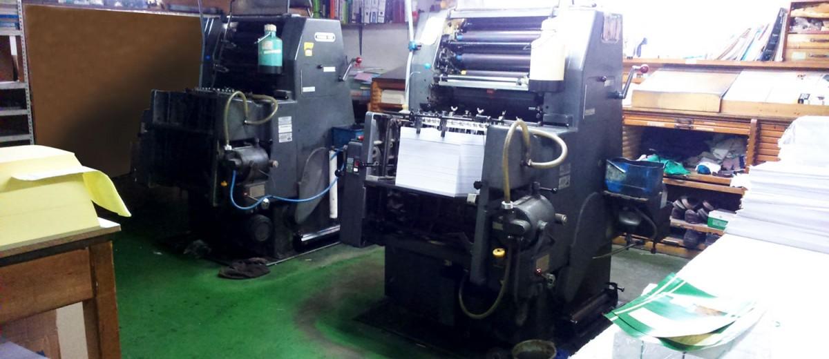 GTO imprenta valencia online